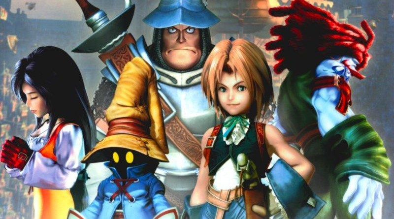 Square Enix vurderer Final Fantasy IX på PSN
