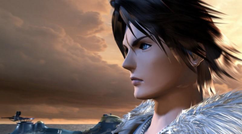 Final Fantasy VIII er i dag utgitt på PSN