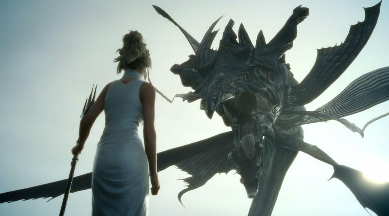 Square Enix jobber ikke med Final Fantasy XV til PC.
