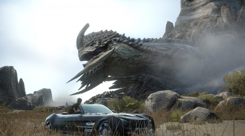 Final Fantasy Norges sammendrag av Uncovered: FFXV