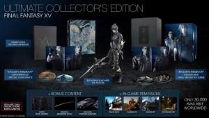 Ultimate Collector's Edition - Final Fantasy XV