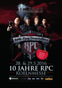 Plakat for årets RPC Germany