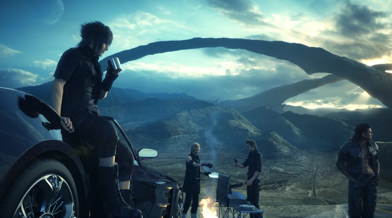 Se live-streamen fra Uncovered: Final Fantasy XV her!