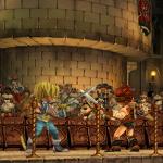 Steam-utgivelsen av Final Fantasy IX vs. originalen emulert