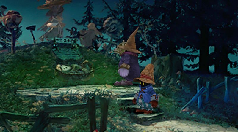 Final Fantasy IX er ute på Steam i dag!