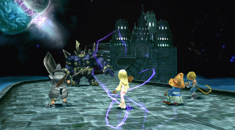 Final Fantasy IX til PC