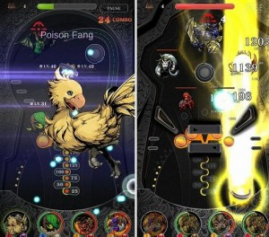 Justice Monsters Five er et pinball-spill med RPG-elementer.
