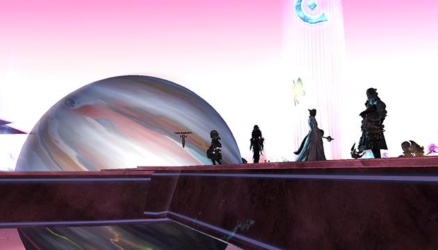 Ozma I Final Fantasy XIV