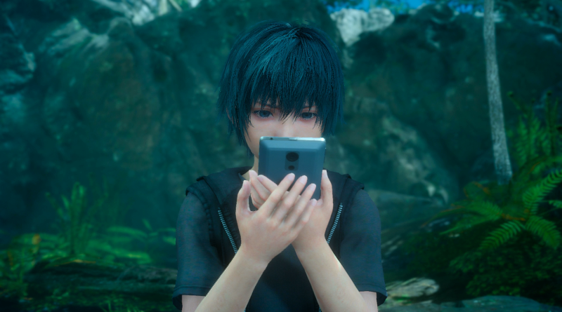 iPhone-deksler fra Final Fantasy XV
