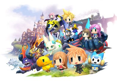 Ny gameplay-video fra World of Final Fantasy
