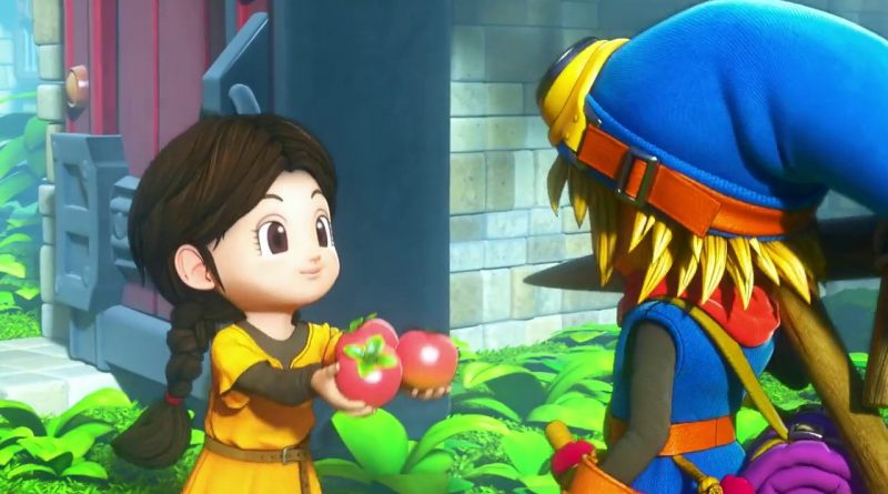 Dragon Quest Builders-demo ute nå!