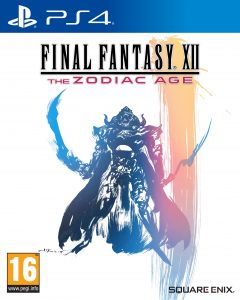 Forhåndsbestill Final Fantasy XII: The Zodiac Age