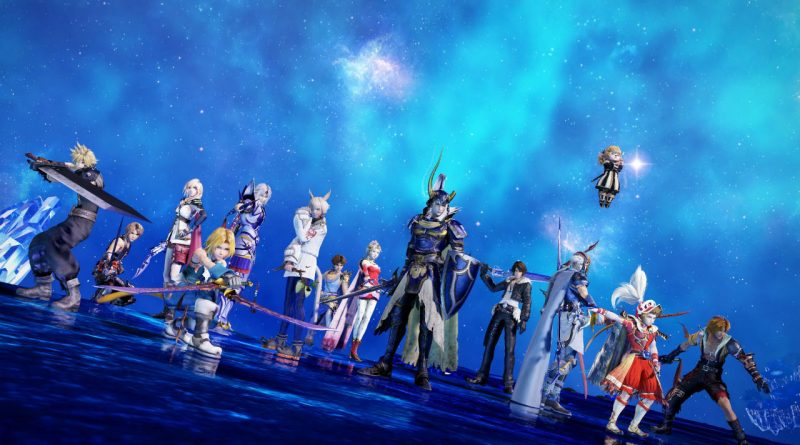 Hironobu Sakaguchi avslører sitt favorittspill i Final Fantasy-serien