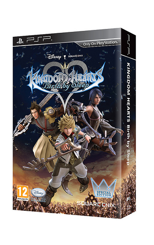 Kingdom Hearts: Birth By Sleep Special Edition
