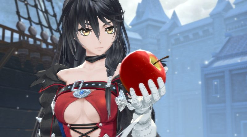 Trailer for Tales of Berseria