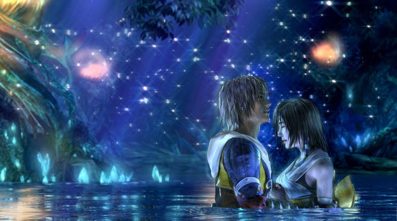 Final Fantasy X og X-2 HD Remaster på Steam