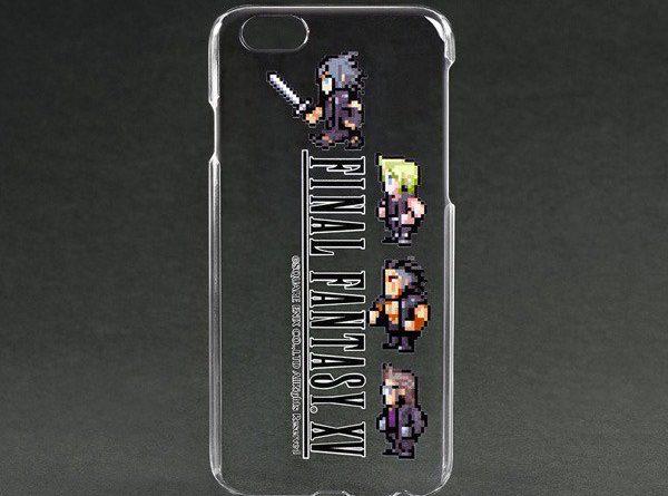 iPhone-deksler fra Final Fantasy XV